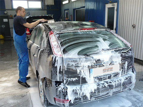 Car Detailing From Showroom Shine
