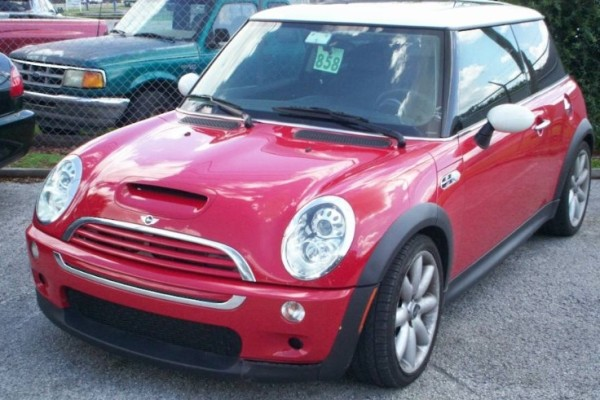 Dealership Mini Cooper – After