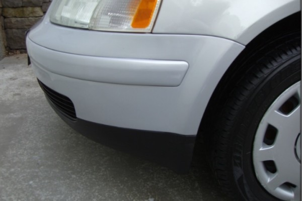 Bumper Repair – After